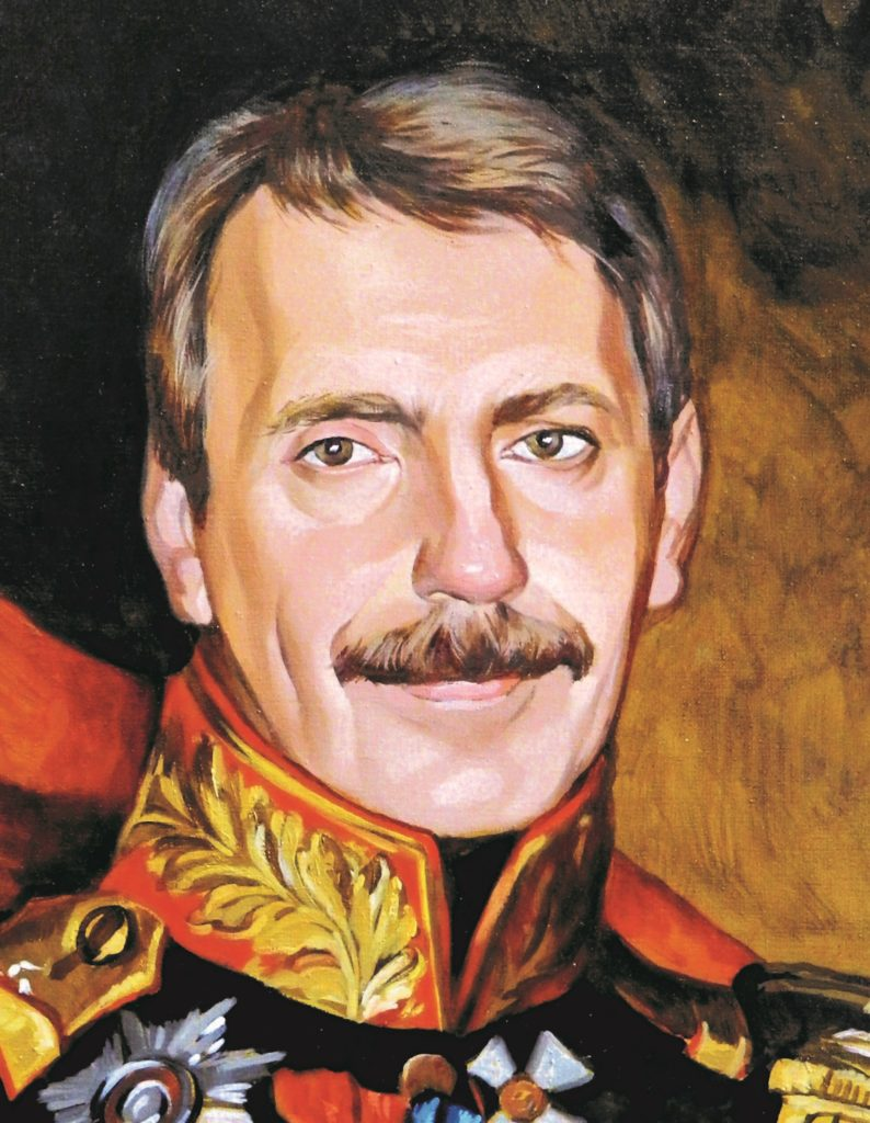 портрет маслом по фото Набережные челны