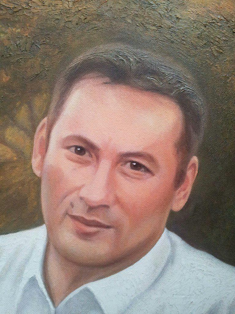 где заказать семейный портрет маслом в Набережных Челнах