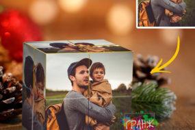 Фотокубик трансформер, купить в подарок Набережные Челны
